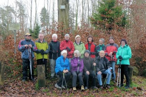 Nordic Walking Gruppe Friedrichshafen