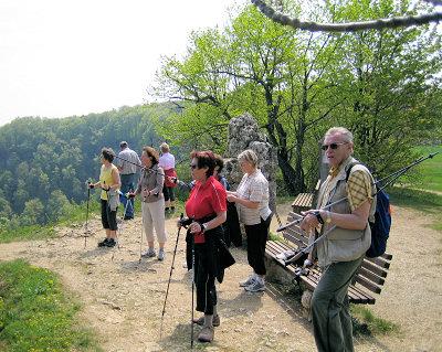 Nordic-Walking Gruppe Aichwald