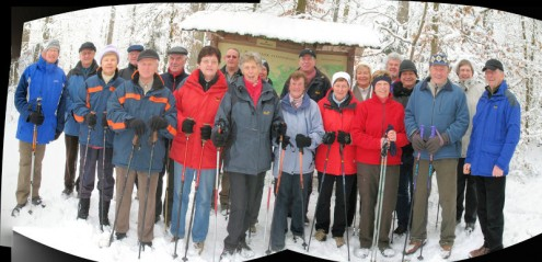 Nordic Walking Gruppe Herrenberg