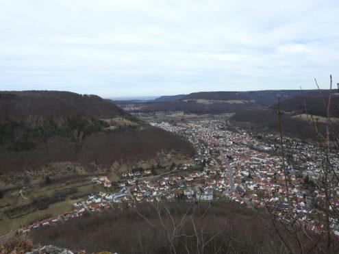 Aussicht vom Gießstein