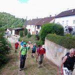 sportliche Tour nach Hayingen