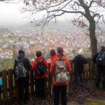 Wanderung Hessigheimer Felsengärten, Foto: U. Trinkner